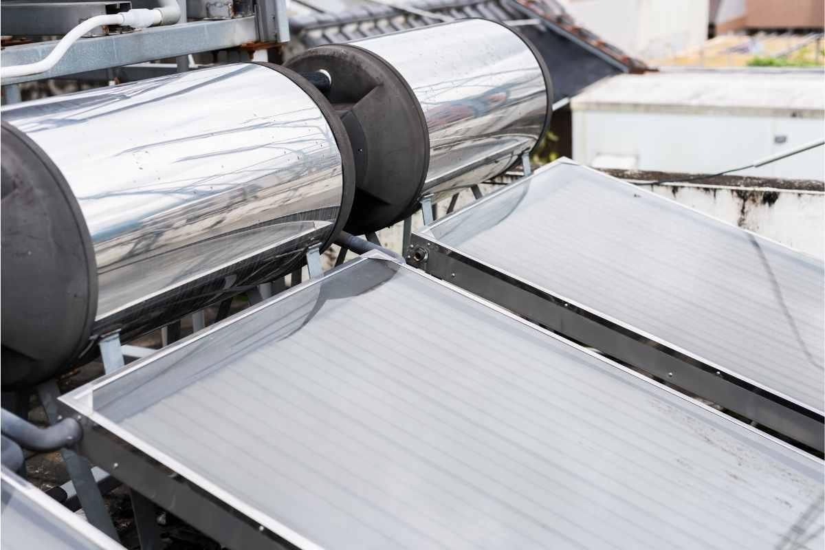 scaldacqua e fotovoltaico