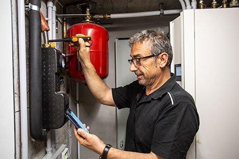 impianto climatizzazione integrato Rimini