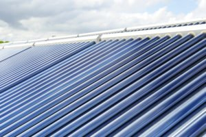 Trattamento acqua: solare termico