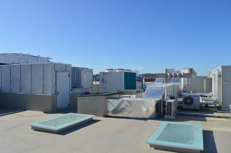 spazio sul tetto uffici italcamel