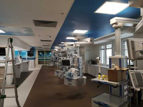 Realizzazione unità di trattamento aria Rimini